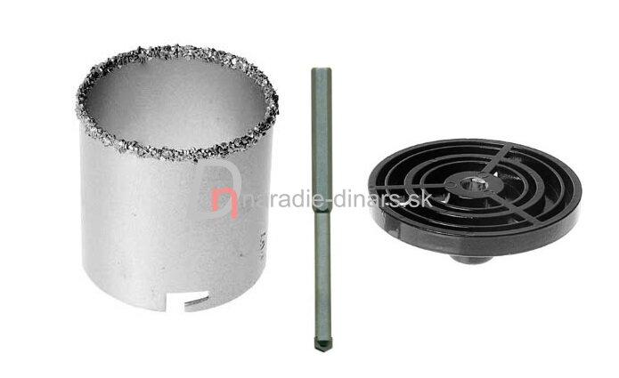 Vŕtacia korunka na obkladačky 103 mm komplet b55e5589d3