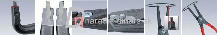 bf4ac3b81448c Precízne kliešte na poistné krúžky 40-100 mm